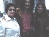 Ann, Terry & Yvonne; Paris, 1972