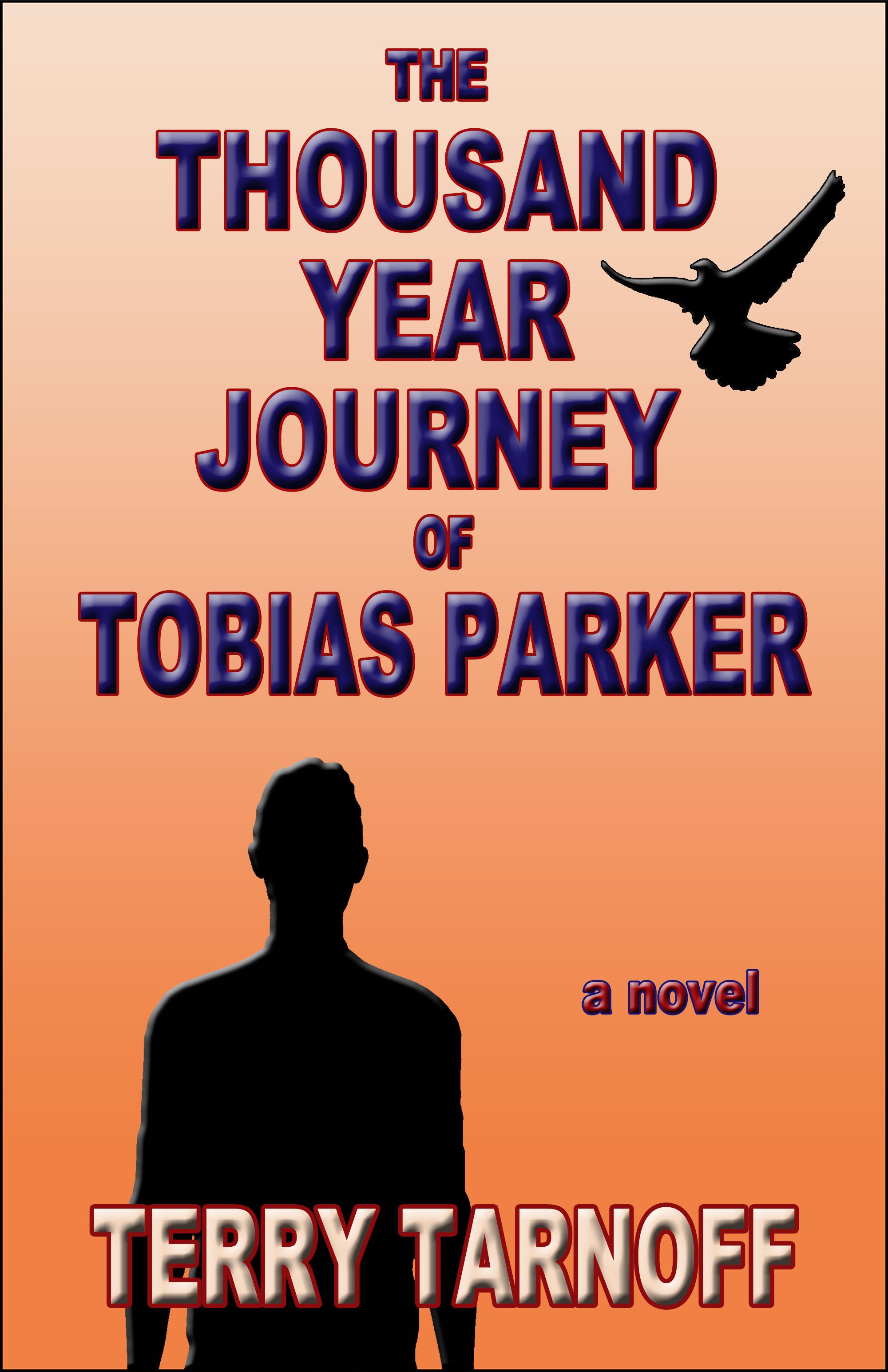Tobias Parker - front cover
